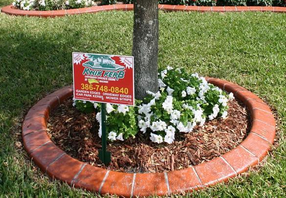 5 garden edging ideas for your front garden - Natural garden edging ideas ...