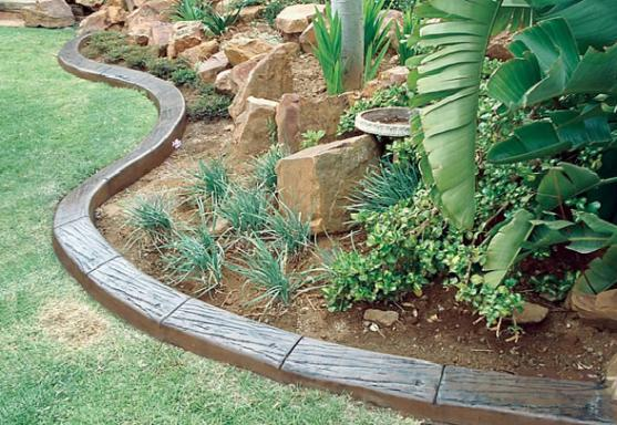 Garden Edging Ideas by Creative Kwik Kerb & Landscaping