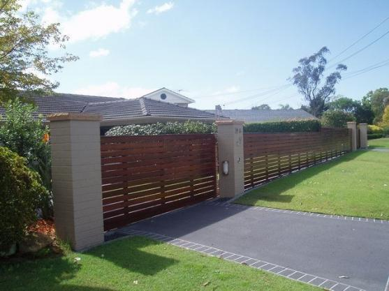 Pictures of Gates by Leisurewood Gates