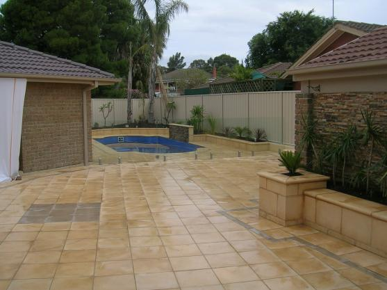 Get inspired by photos of paving from australian designers for Adelaide innovative landscaping