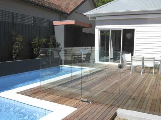 Pool Fencing Ideas by Bayside Pools