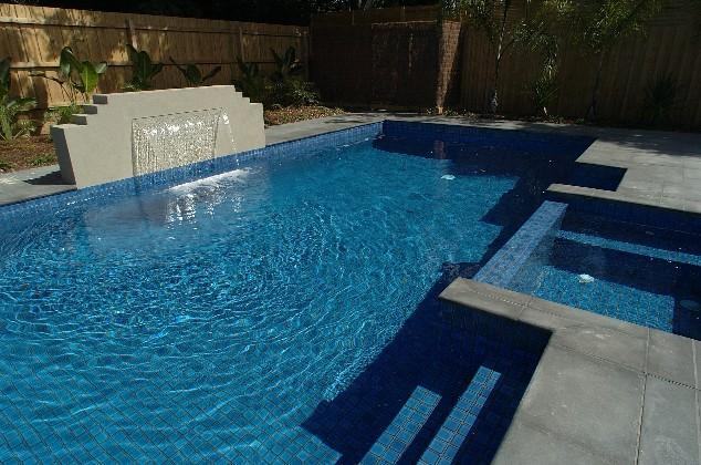 Swimming Pool Designs by Bayside Pools