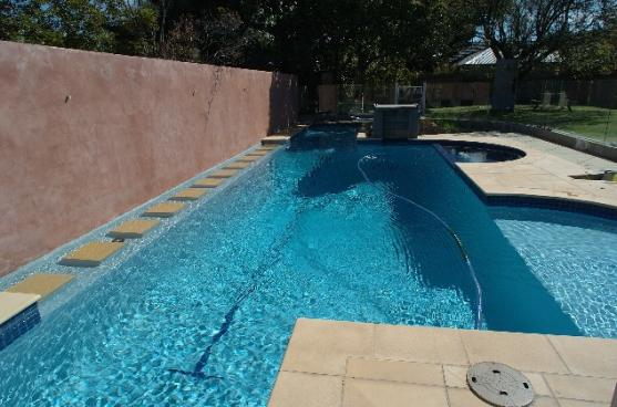 Lap Pool Designs by Bayside Pools