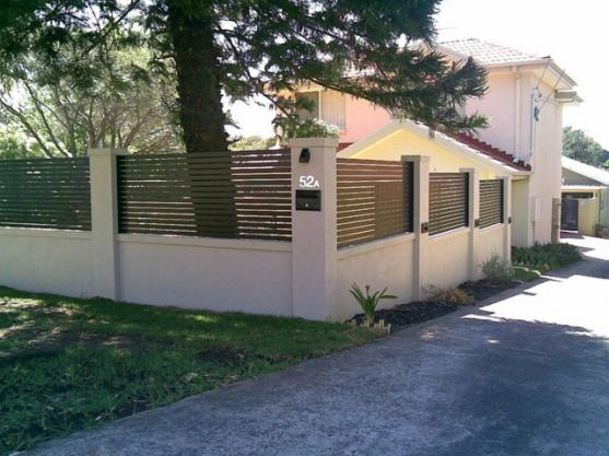 Fence Designs by Modular Wall Systems