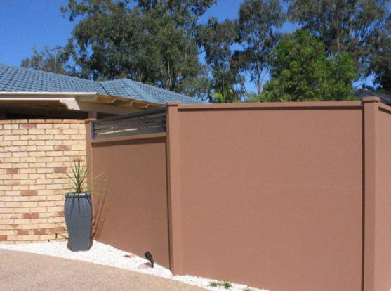 Colorbond Fencing Desgins by Modular Wall Systems