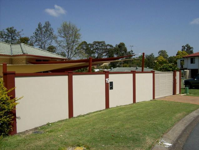 Fences Inspiration Modular Wall Systems Australia