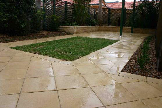 Paving design ideas get inspired by photos of paving for Paving designs for small garden path