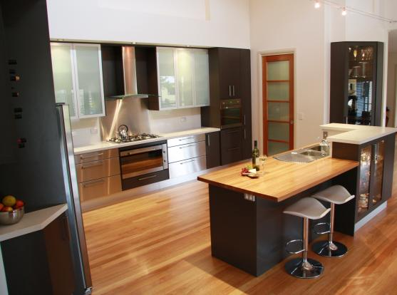 Get inspired by photos of kitchens from australian for Kitchen joinery ideas