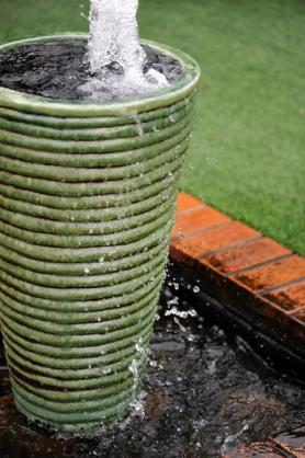 Water Feature Ideas by Bruce Works Landscaping Center