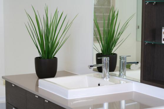 Bathroom Basin Ideas by Salt kitchens + bathrooms