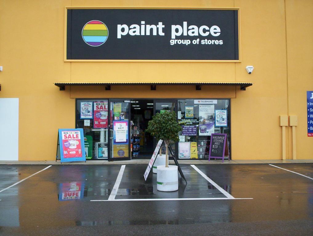Paint Place Midland Midland Western Australia Vanessa