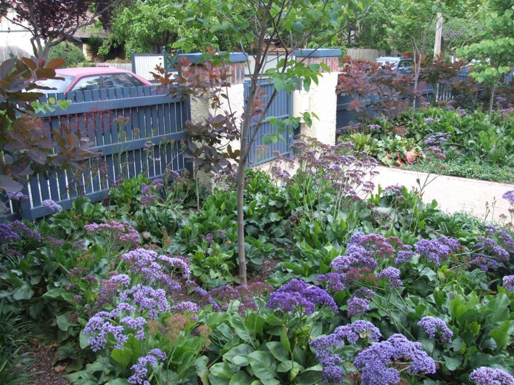Style ideas gardens country garden lisa ellis for Rural garden designs australia