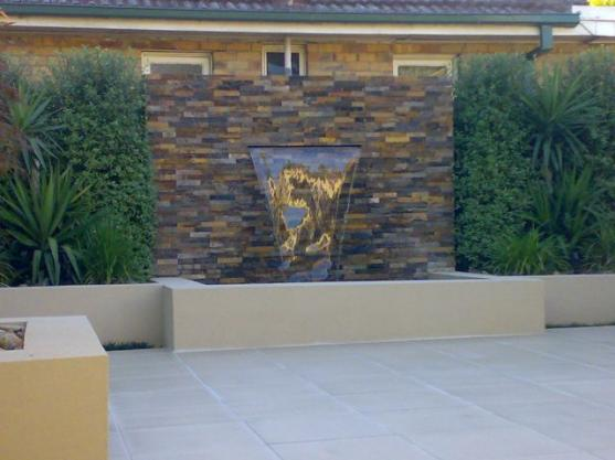 Water feature design ideas get inspired by photos of for How to build a water feature wall