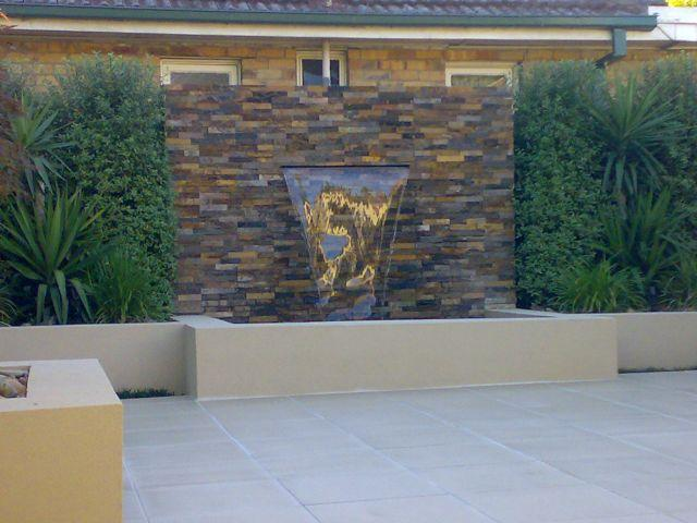Water Features Inspiration Aqua Earth Stone Landscapes