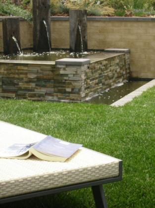Water Feature Ideas by Contemporary Landscaping