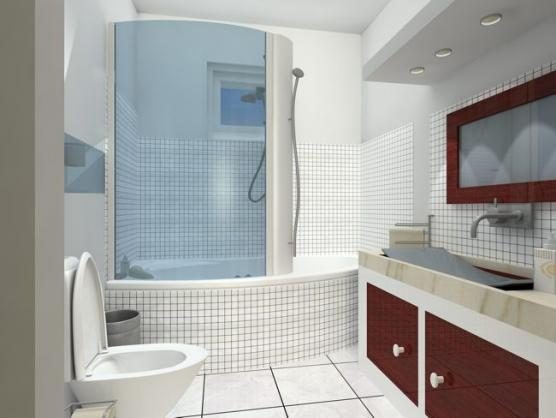 bath shower combo ideas by xtreme home makeover