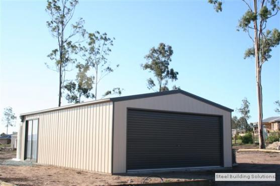 Shed Designs by Steel Building Solutions