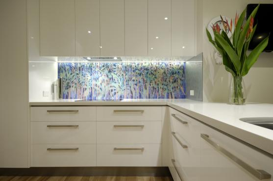 Kitchen Splashback Ideas by JACARANDA KITCHENS