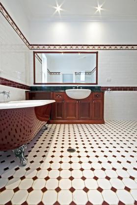 Bathroom Tile Design Ideas by Add-A-Deck