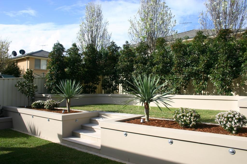 Jays landscaping northern beaches jay for Gardening services adelaide