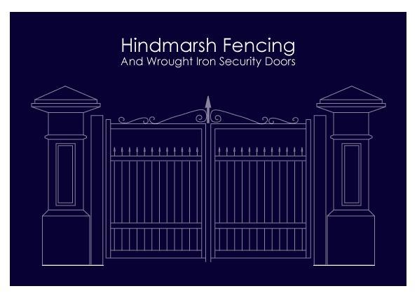 Hindmarsh Fencing Amp Wrought Iron Security Doors Adelaide