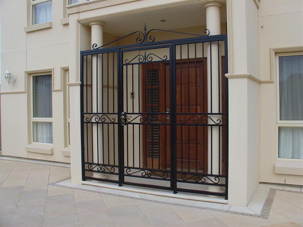 Security Doors Galleries Hindmarsh Fencing Amp Wrought
