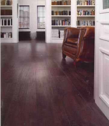 Timber Flooring Ideas by Delta Carpet & Vinyl