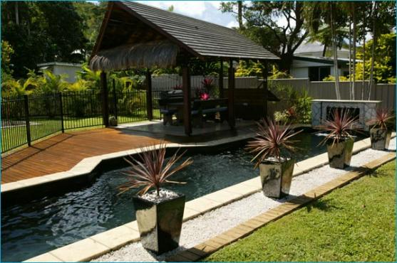 Lap Pool Designs by Barrier Reef Pools South West