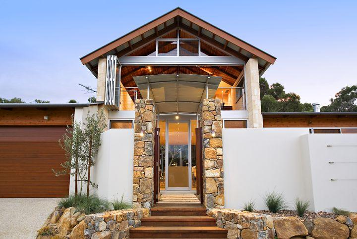 Entrance Designs by Valmadre Constructions