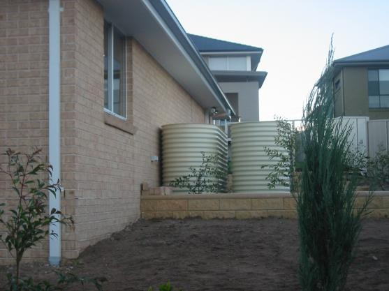 Rainwater Tank Ideas by Coast & Country Water Tanks