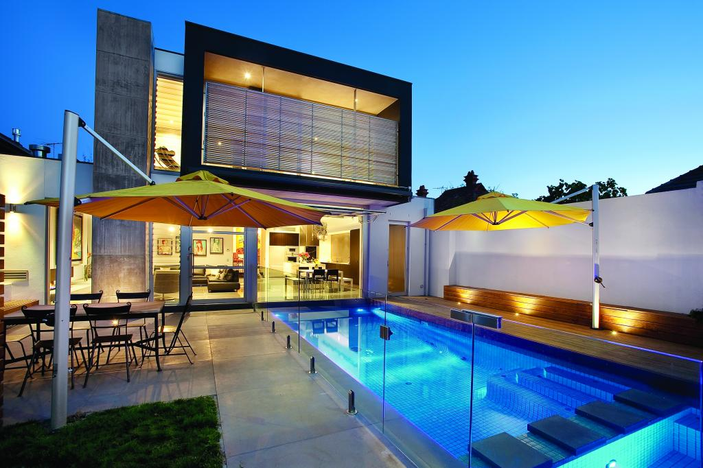 Sydney architects perth architects adelaide brisbane for Best house designs adelaide