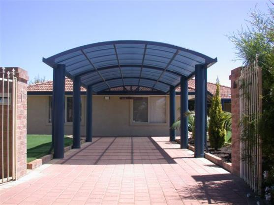 Carport Design Ideas by Trojan Outdoor Creations