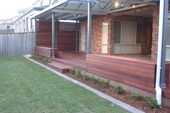 Elevated Decking Ideas by Jays Landscaping