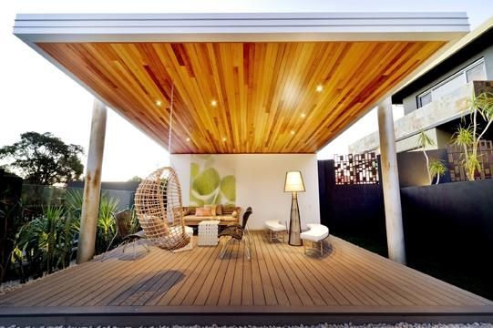 Outdoor Living Ideas by Ecohabit Homes