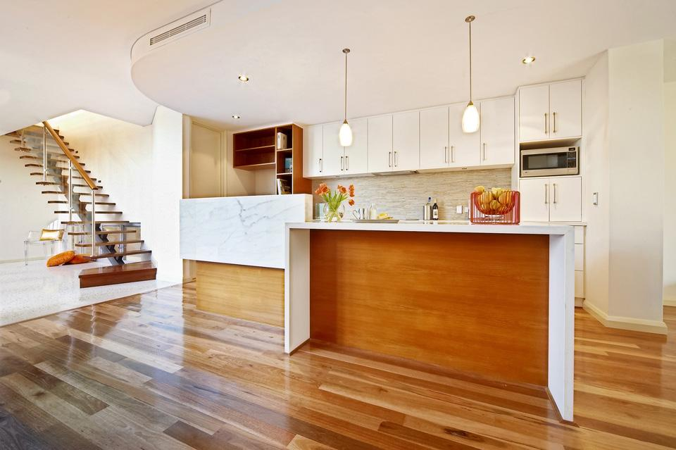 Timber Flooring Ideas by Ecohabit Homes