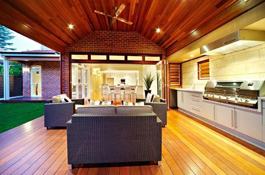 Outdoor kitchen design ideas get inspired by photos of for Outdoor kitchen designs australia