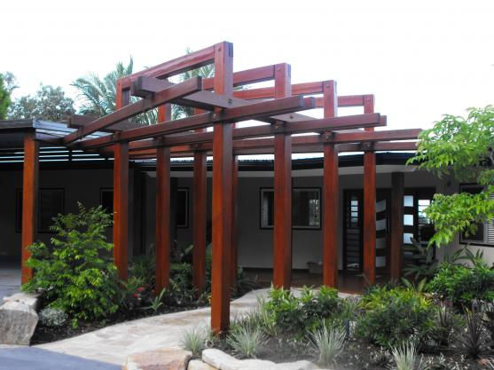Pergola Ideas by Versatile Contractors Pty Ltd