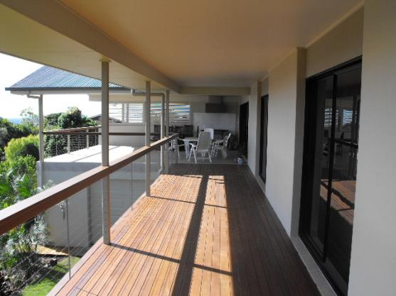 Elevated Decking Ideas by Versatile Contractors Sunshine Coast