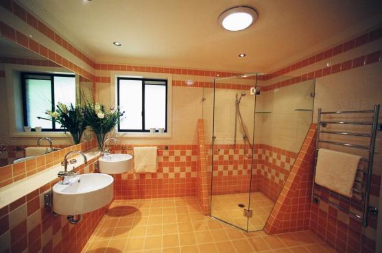 Shower Design Ideas by Luke Interiors
