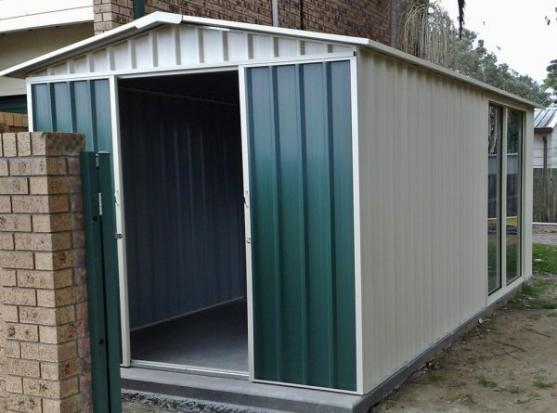 Shed Designs by Wyong Sheds