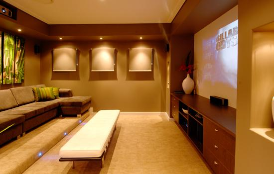 Man Cave Ideas by Integrity New Homes