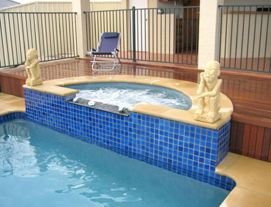 Spa Design Ideas by Freedom Pools Central Coast
