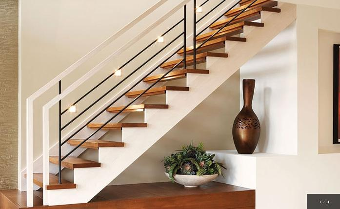 Stairs inspiration stairs by slattery acquroff for Decoracion duplex escaleras