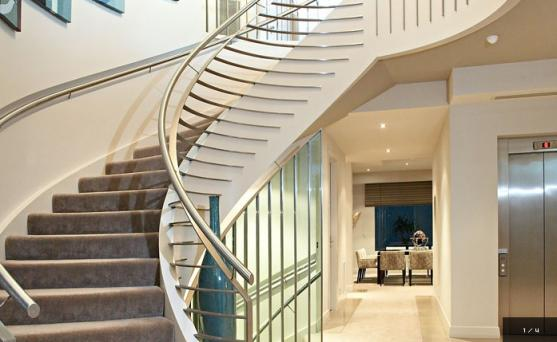 Stair Designs by Stairs by Slattery & Acquroff