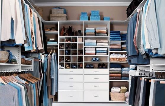 Walk In Wardrobe Design Ideas by T&T Built-In Wardrobes Pty Ltd