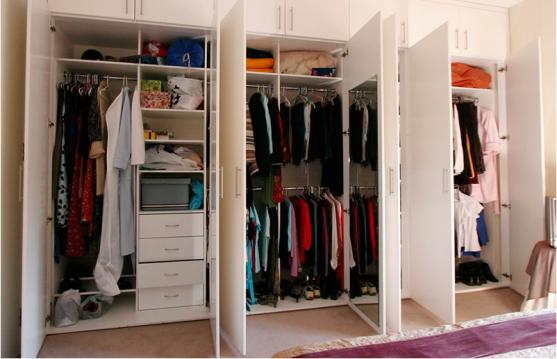 Wardrobe Design Ideas by T&T Built-In Wardrobes Pty Ltd