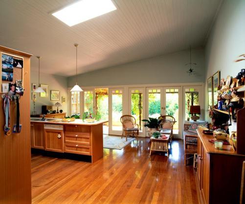 Timber Flooring Ideas by Brad Goodyear