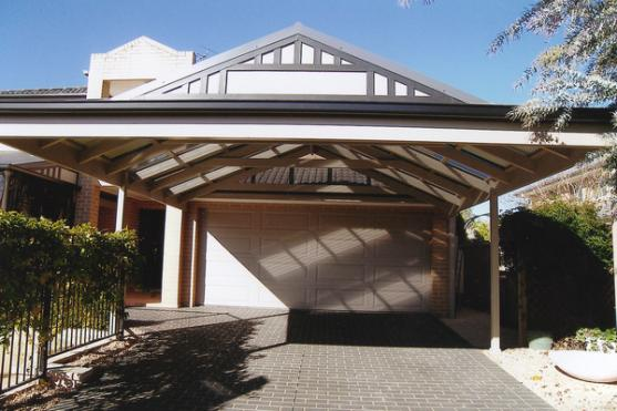 Garage Design Ideas by Four Seasons Pergolas