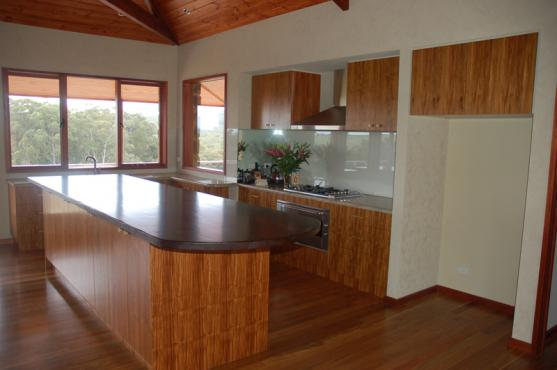 Kitchen Island Design Ideas by Milne Builders and Plumbers