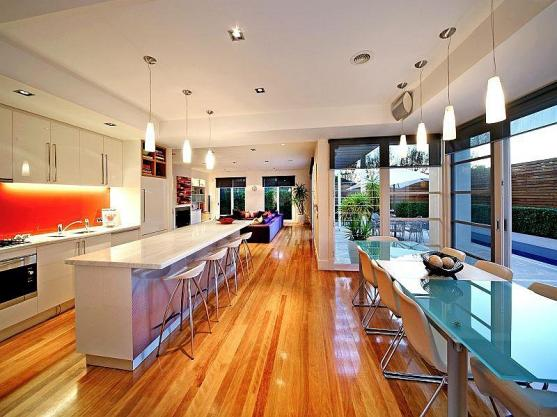 Kitchen Design Ideas by Milne Builders and Plumbers